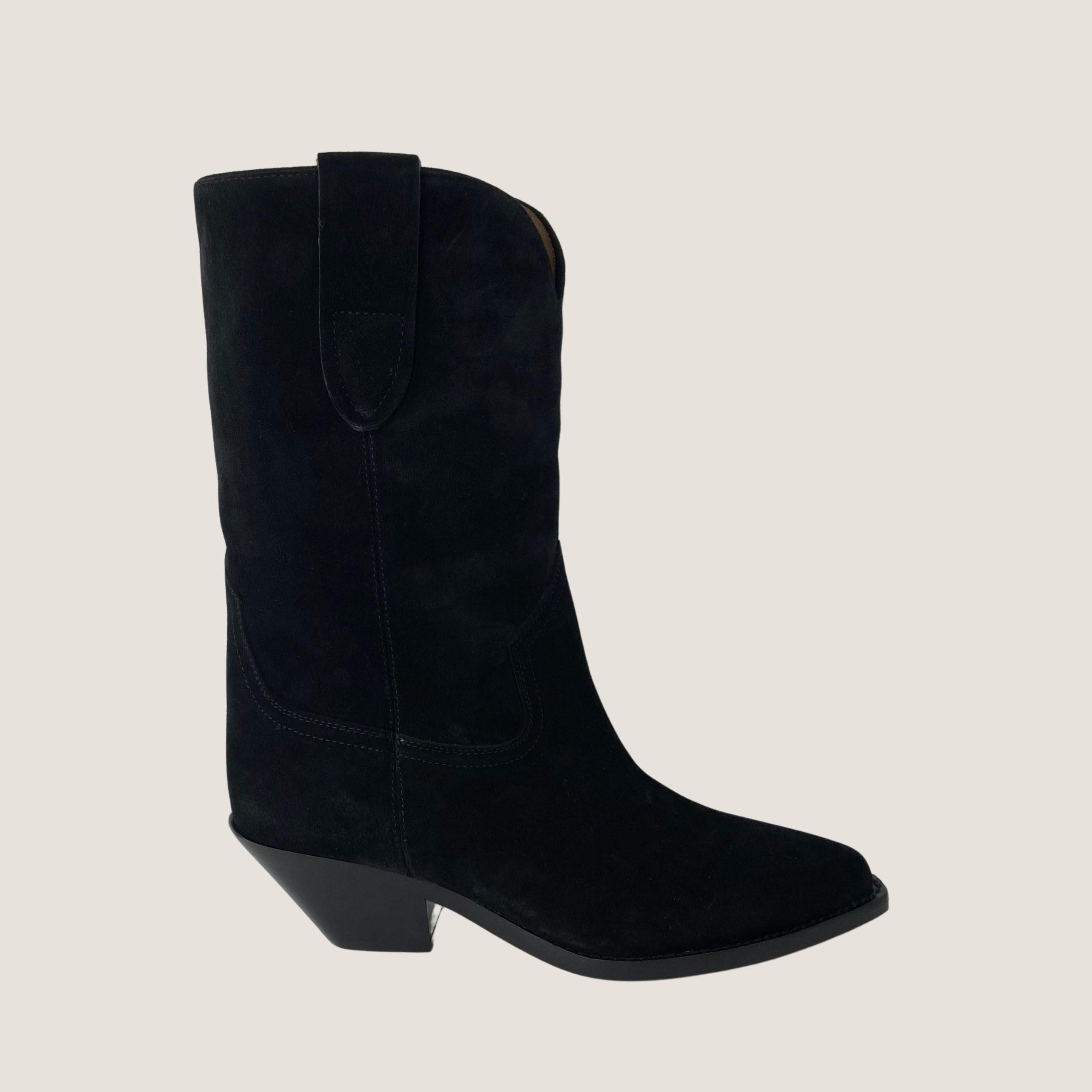 Dahope Boots - Suede