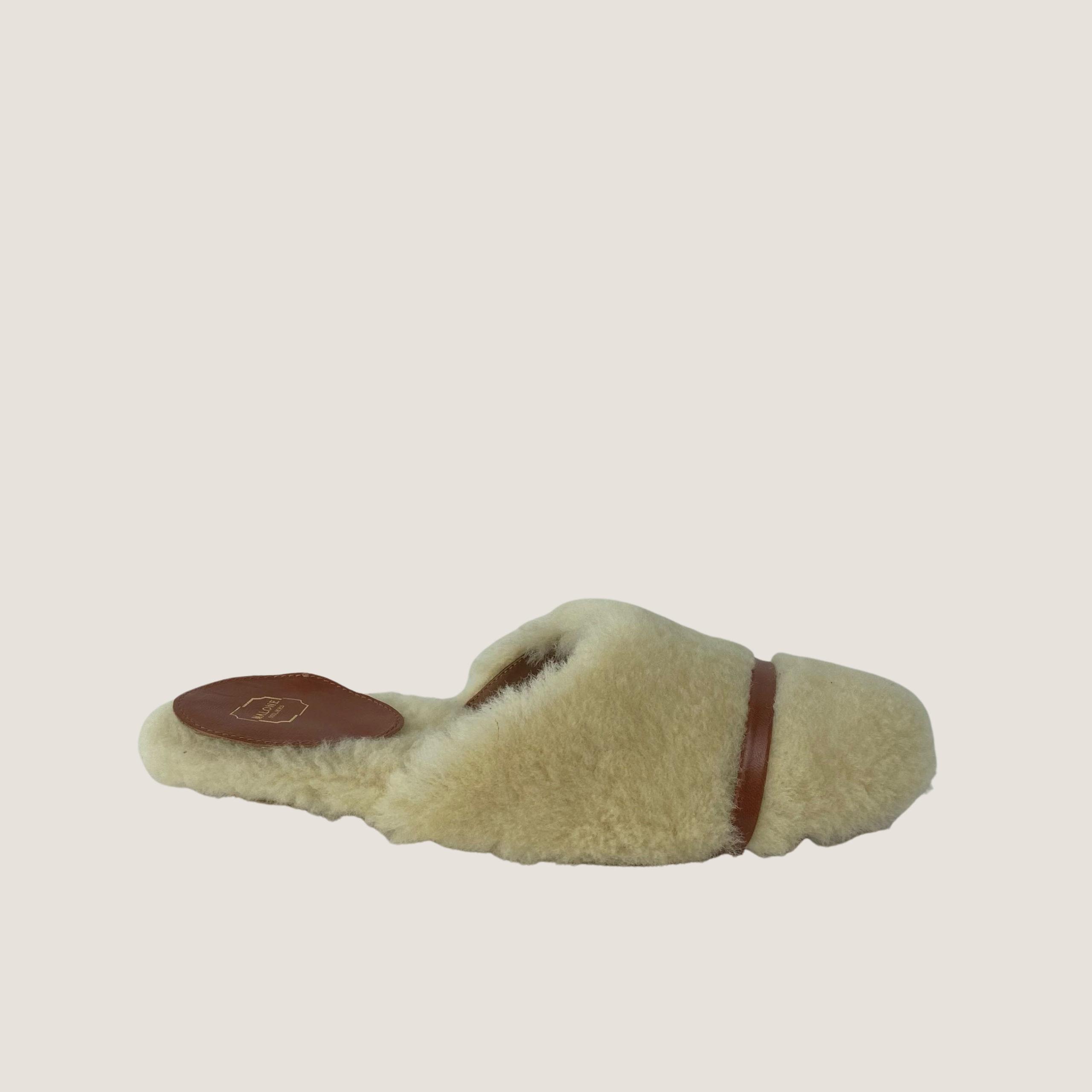 Shearling Slip-On