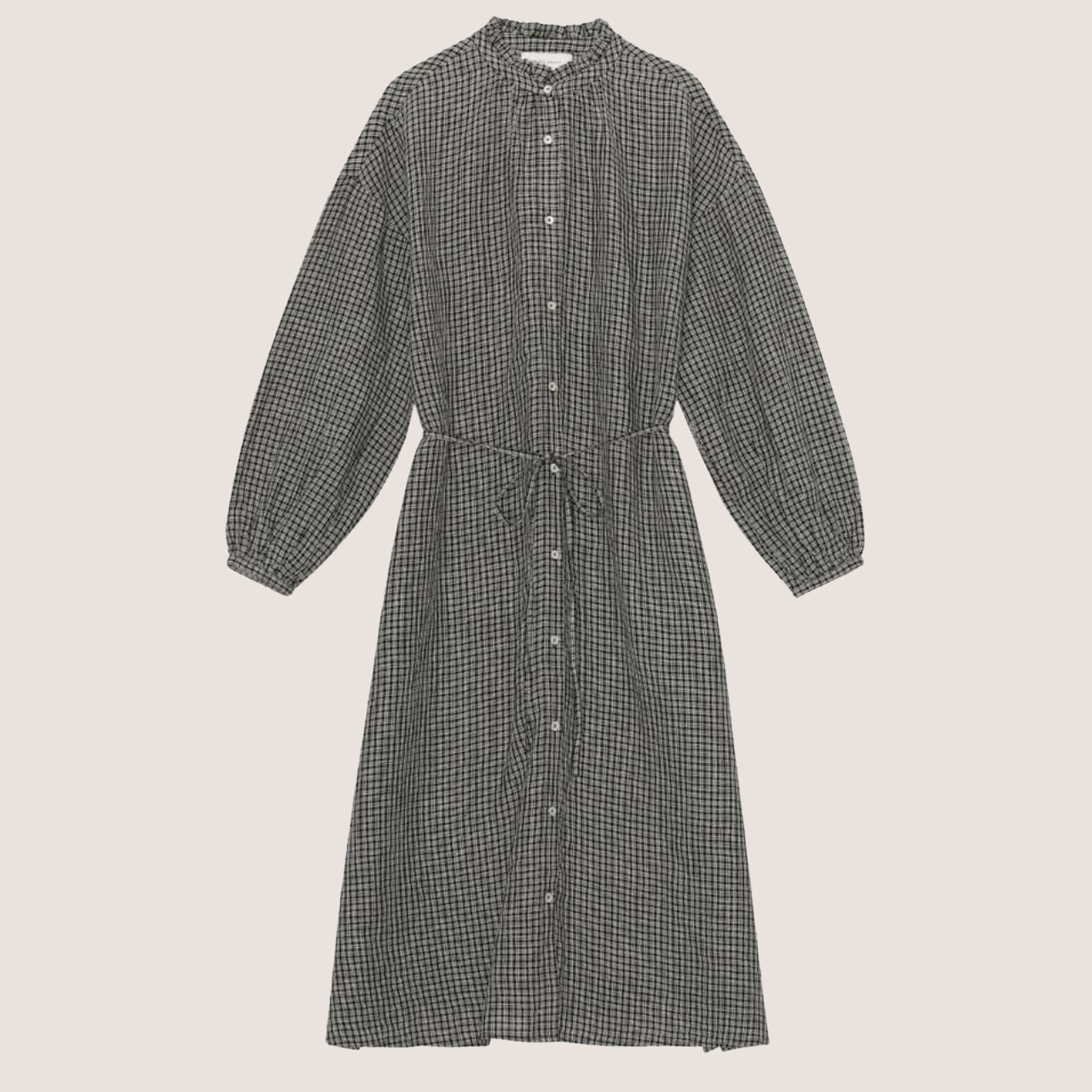 Suzanna Shirtdress - Check