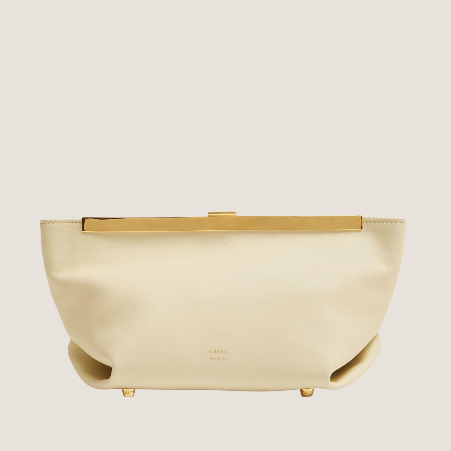 Aimee Envelope Pleat Clutch