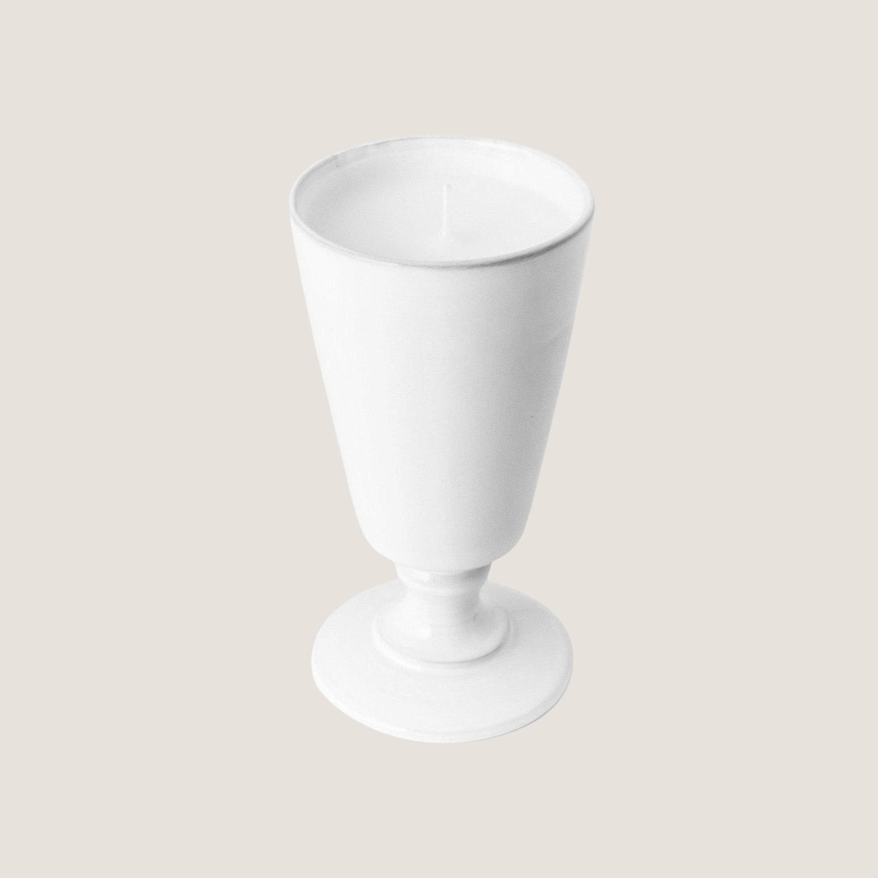 Paris Ceramic Candle - Small