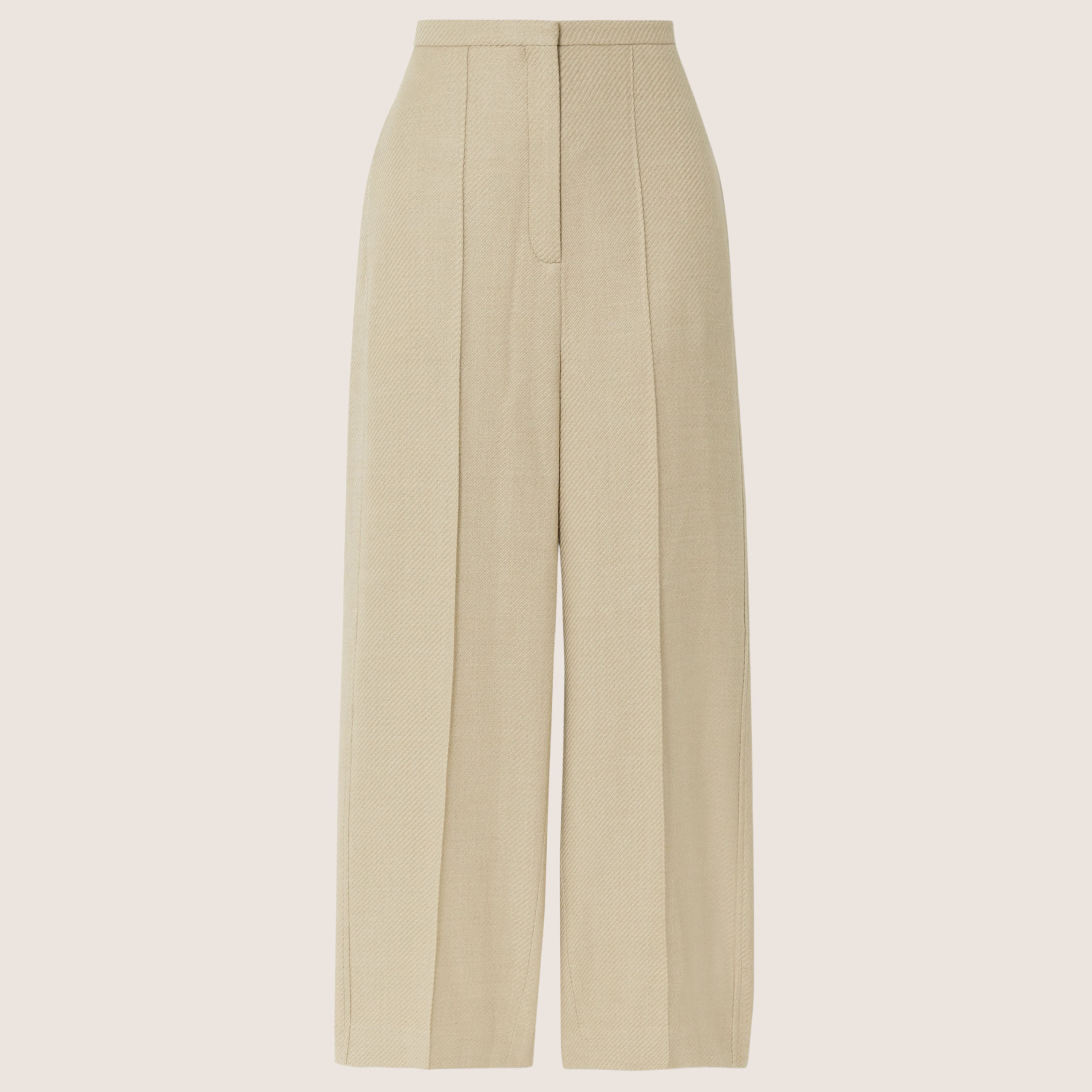 Wide Business Trousers