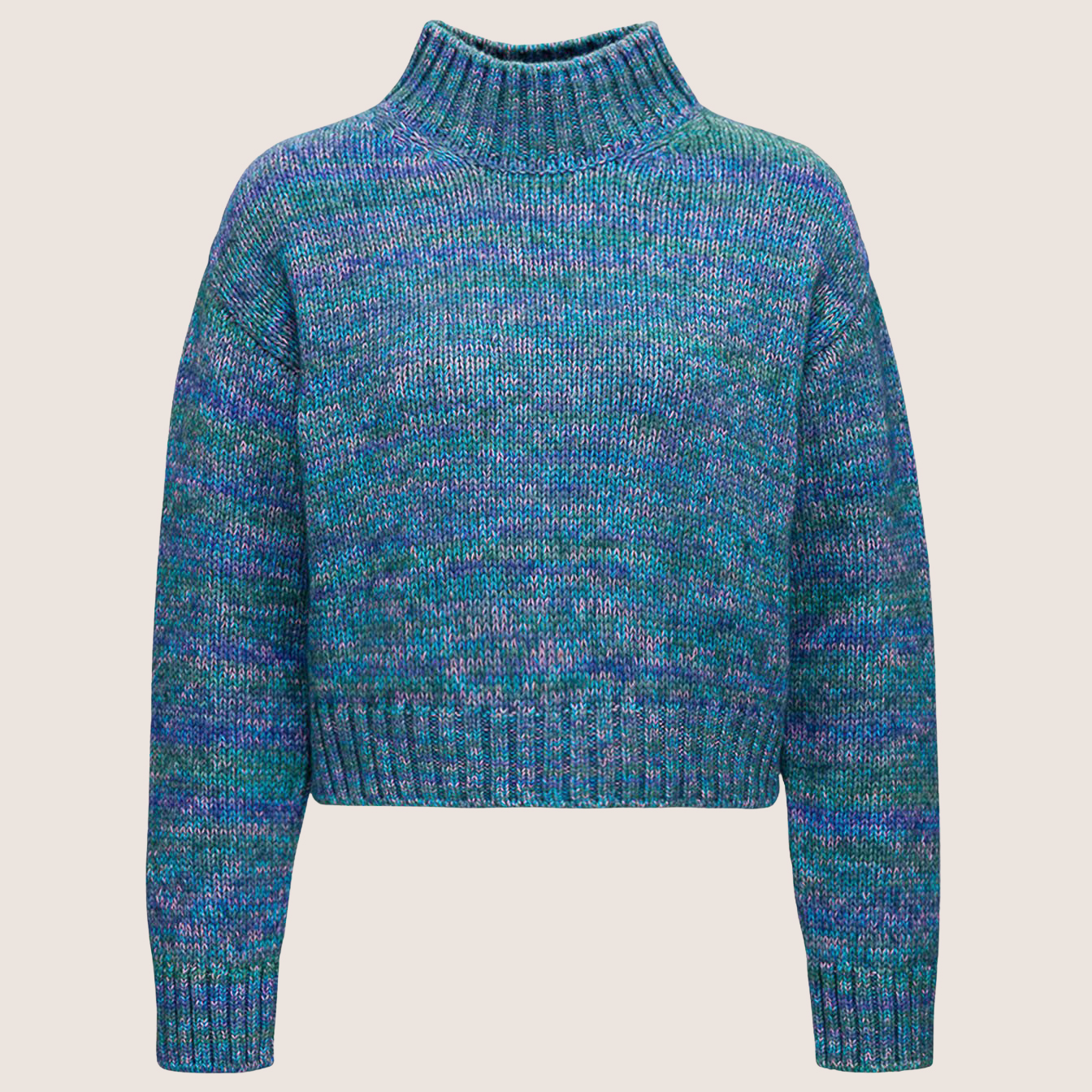 Cropped Chunky Knit