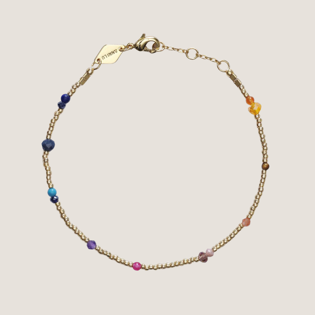Purple Rain Bracelet