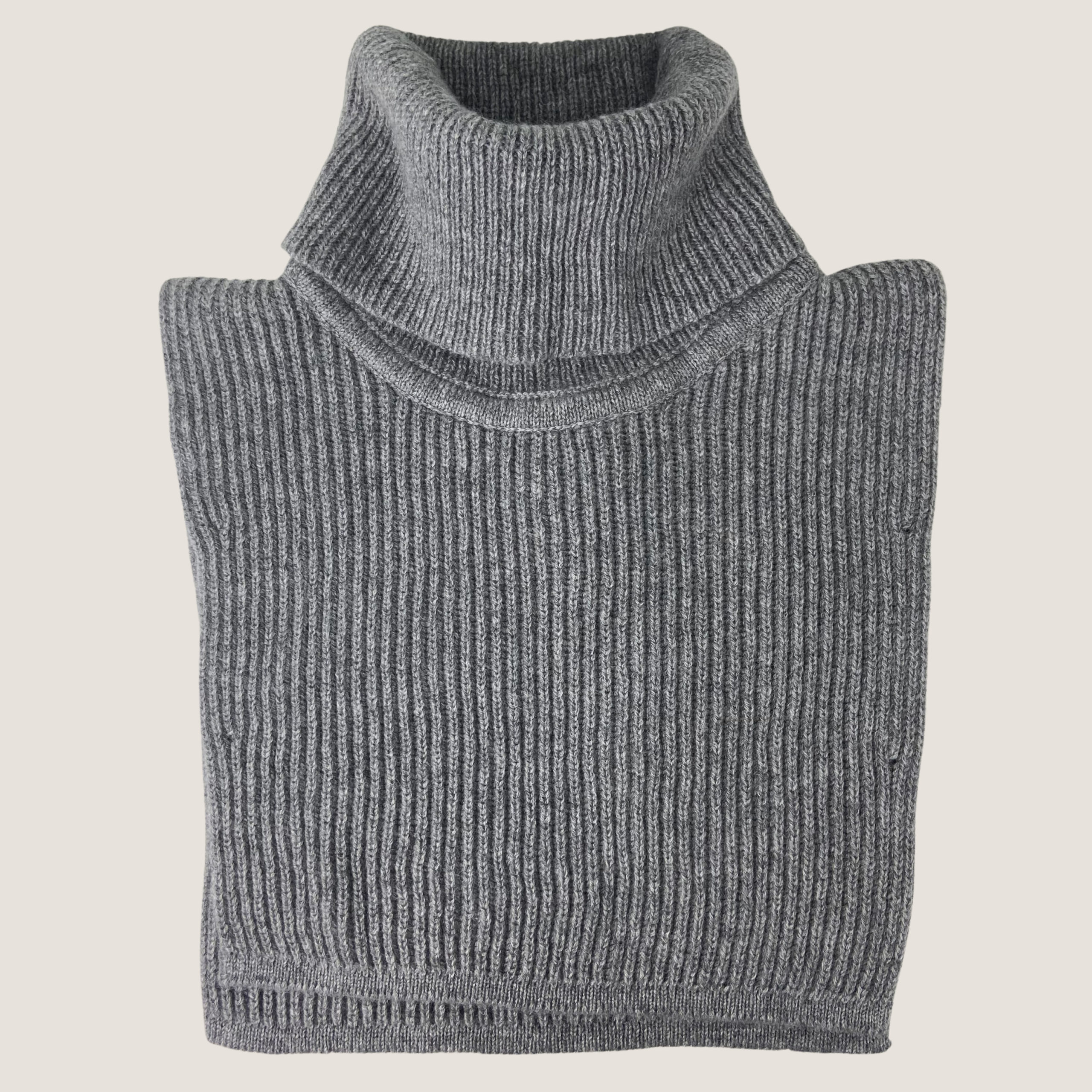 Knitted Cashmere Collar