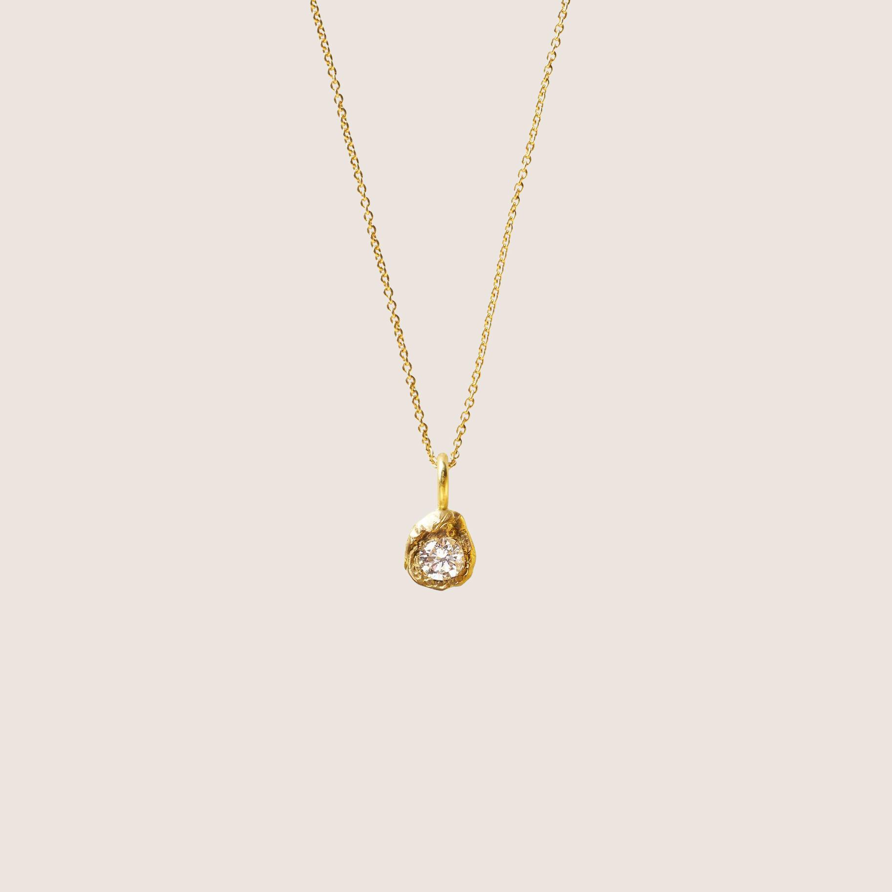 Iman 0.20ct Necklace