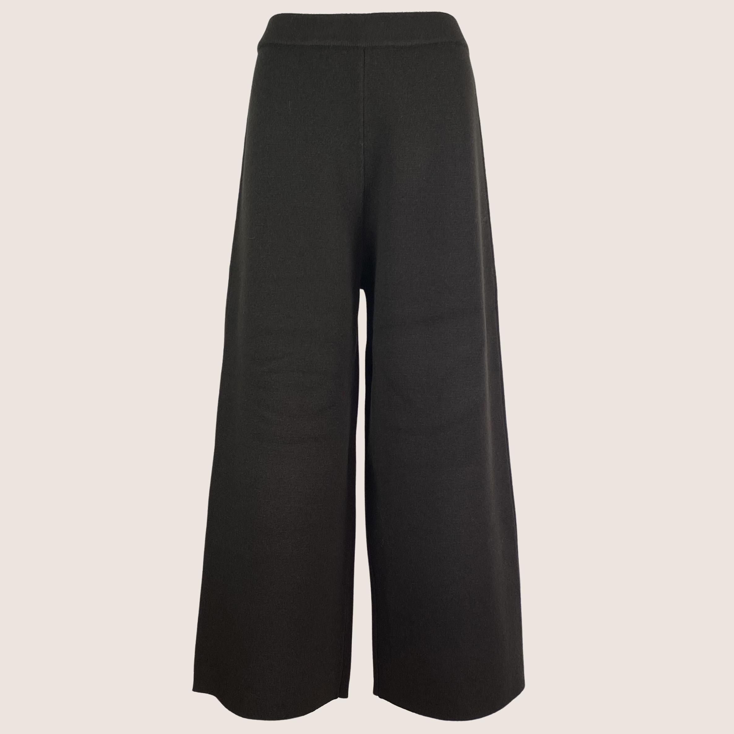 Soft Wool Pants