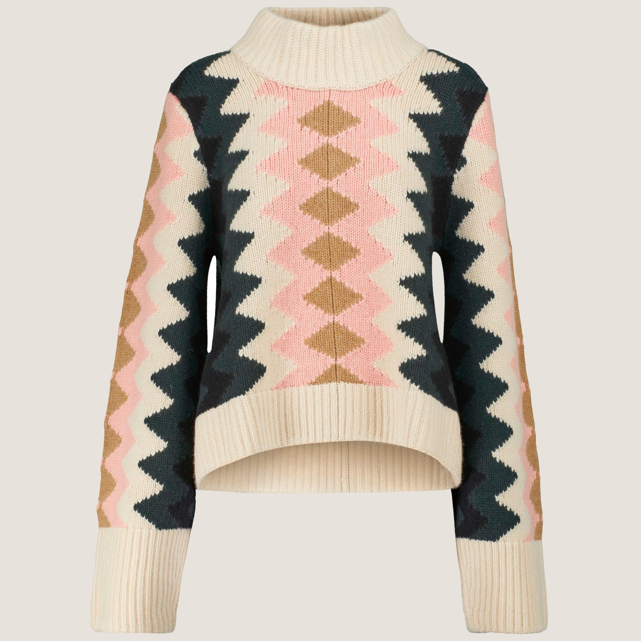 Lima Intarsia Sweater