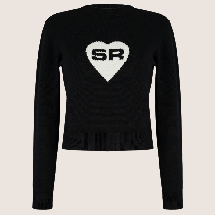 Long Sleeve Pull Over With Heart