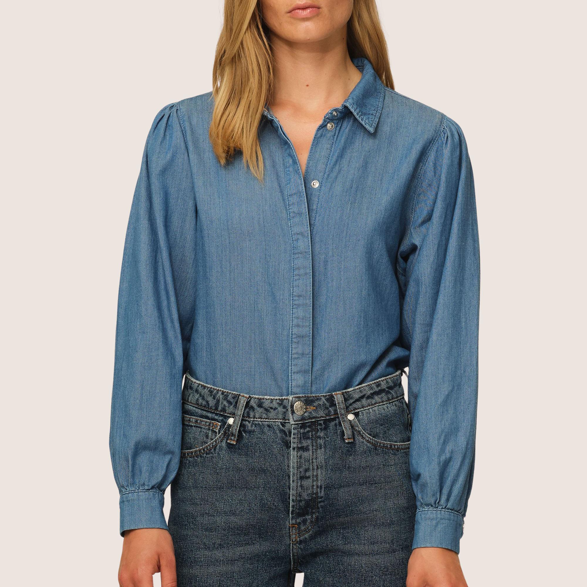 Hepburn 70's Shirt