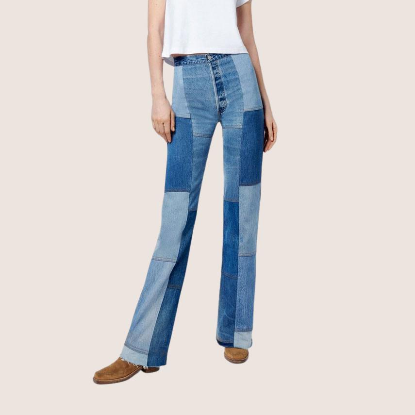 The Amina Jeans