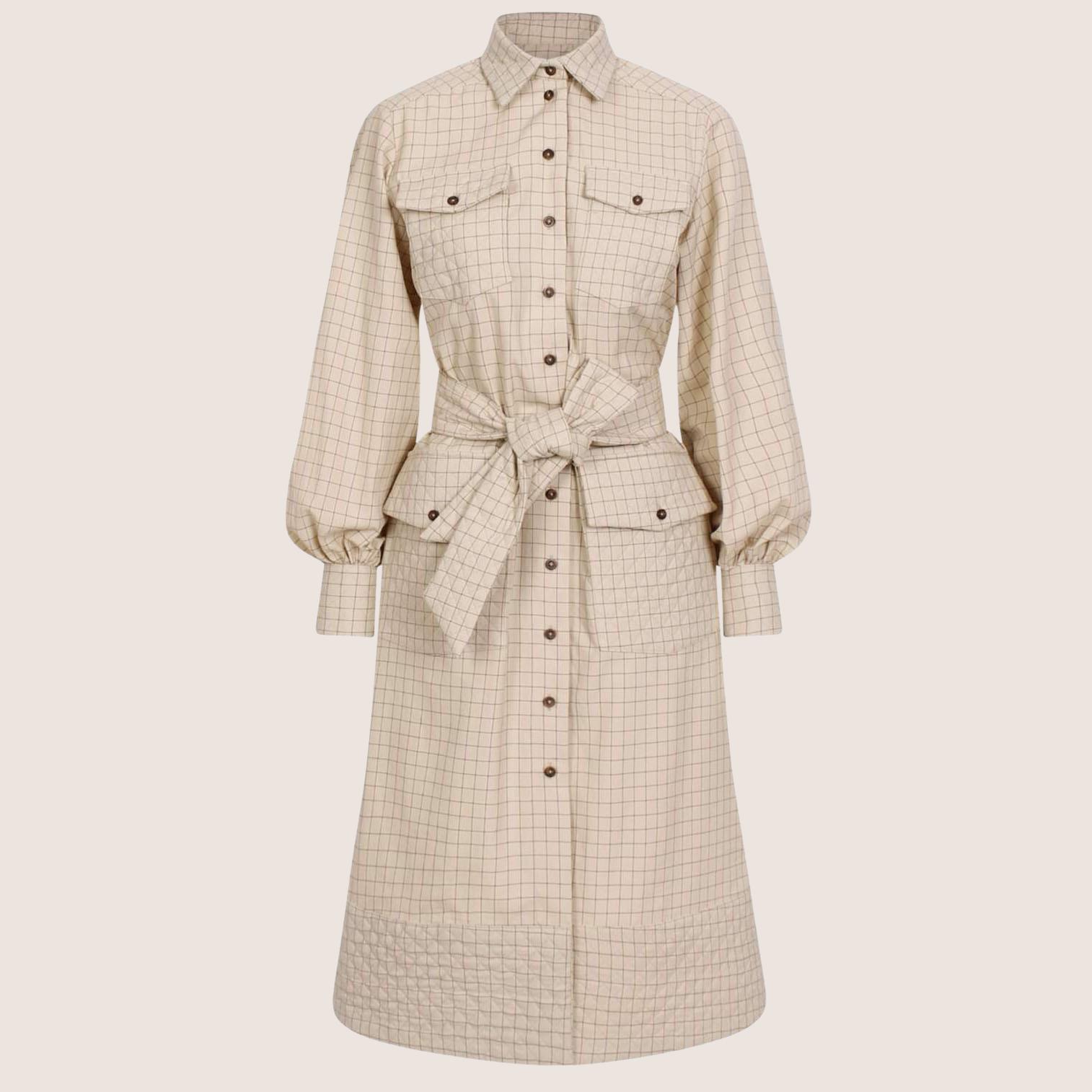 Felicial Shirt-Dress